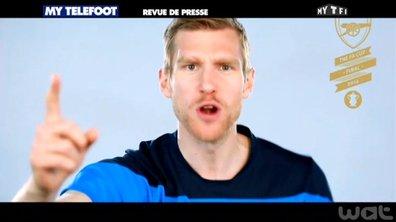 MyTELEFOOT – La revue de Presse du 11 mai 2014 de Romain Balland