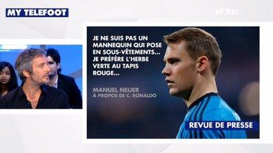 MyTELEFOOT - La Revue de Presse : Neuer allume Ronaldo