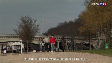 Rhône, un département au bord de la bascule
