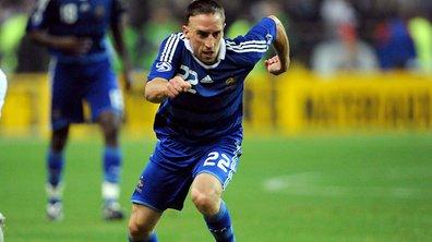 Equipe de France : Ribéry et Evra présélectionnés