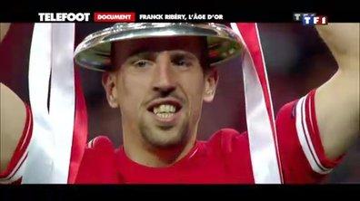 Bayern Munich : Ribéry, l'âge d'or