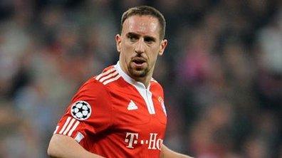 Ribéry, c'est bien terminé