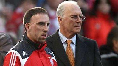 Ribéry et les gros titres