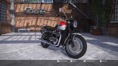 Ride 2 : Découvrez la nouvelle Triumph Bonneville T120 2017 [PUBLI-REDACTIONNEL]