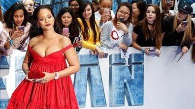 Rihanna ronde, et alors ? (VIDEO)