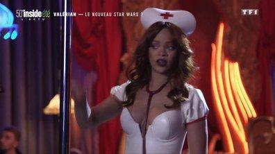 Rihanna et Cara Delevingne sont les muses de Luc Besson dans Valérian