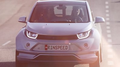 Rinspeed Budii Concept 2015 : présentation officielle
