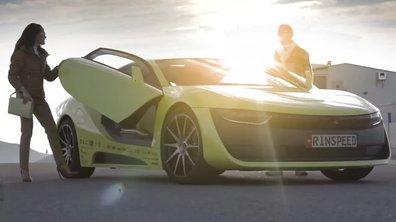 Rinspeed présente son concept-car Etos 2016