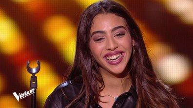 """The Voice 2020 - Rita, la """"petite soeur"""" d'Amel Bent, reprend Edith Piaf"""