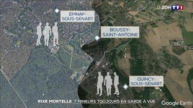 Rixe mortelle à Boussy-Saint-Antoine : sept adolescents en garde à vue