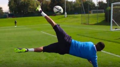 Vidéo insolite : Le sublime but de Riyad Mahrez à l'entraînement
