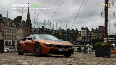 Essai - BMW i8 Roadster : La GT du futur ?
