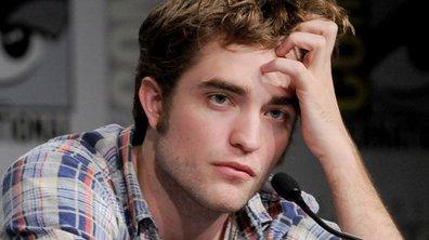 Robert Pattinson ivre à l'avant-première de Remember Me !