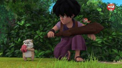 L'oeuf de dragon - Robin des bois