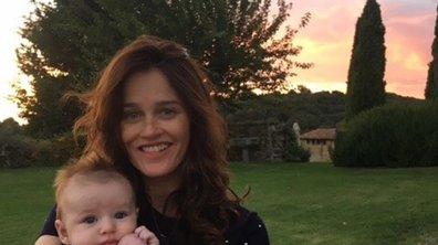 Mentalist : Robin Tunney (Teresa Lisbon), une maman aux anges avec son fils