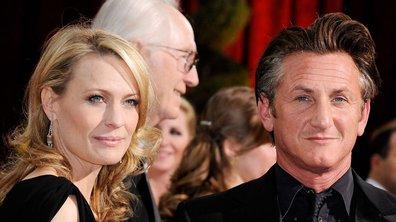 Sean Penn : Robin Wright n'existe plus à ses yeux