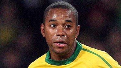 Robinho de retour à Santos grâce à Neymar ?