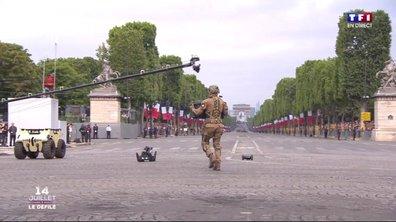Spéciale 14-juillet : découvrez les robots utilisés par l'Armée