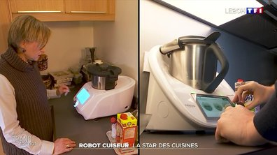 Robot cuiseur, la star des cuisines