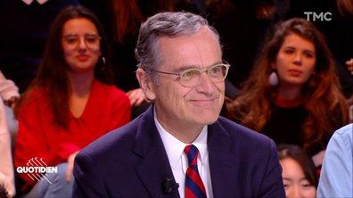 Invité : Roch-Olivier Maistre, président du CSA