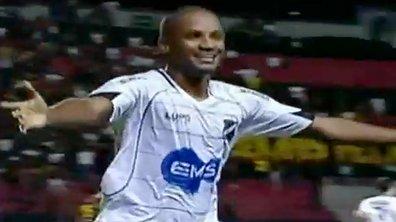 Insolite : Un but brésilien qui rend fou ! (vidéo)