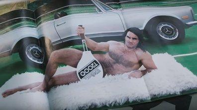 Roger Federer devient l'ambassadeur de la Mercedes SL