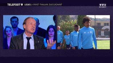 """[EXCLU Téléfoot 21/01] – Ligue 1 / Gernot Rohr : """"L'OM peut espérer décrocher la 2e place, cela serait bien pour Marseille"""""""