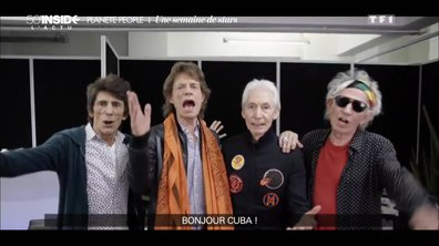 Les Rolling Stones mettent le feu à  La Havane