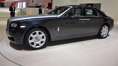 Salon de Francfort 2009 : Rolls-Royce Ghost, un moteur bien vivant