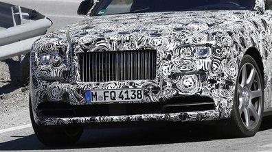 Salon de Francfort 2015: la Rolls-Royce Dawn au rendez-vous?