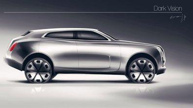 Un futur SUV Rolls-Royce dans les tuyaux !
