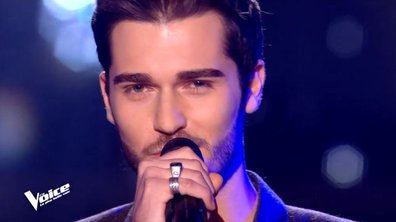 "THE VOICE 2020 -  Romain chante ""Always remember us this way"" de Lady Gaga"