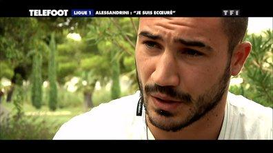 """Romain Alessandrini (Stade Rennais) : """"Je suis vraiment écoeuré."""""""