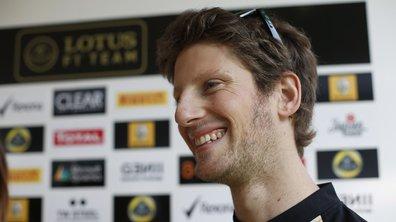 F1 - GP d'Abu Dhabi : Grosjean va-t-il s'imposer ?