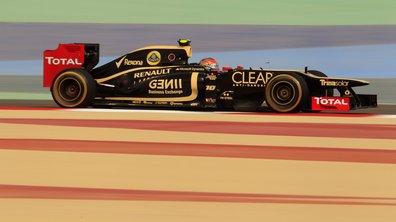 F1 - GP de Bahreïn : départ canon pour Grosjean !