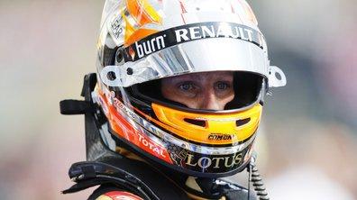 F1 - GP d'Abu Dhabi 2013 : Grosjean a pourtant tenté