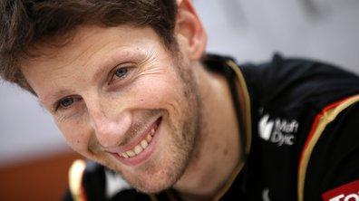 F1 GP du Canada 2015 : qualifié cinquième, Grosjean est tout sourire