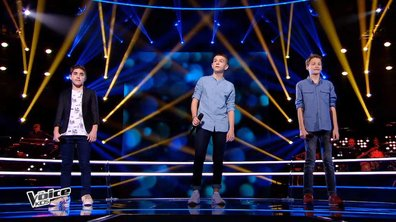 Kids. Jason, Matthieu et Romain chantent l'amour !