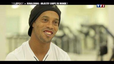 Grand jeu Telefoot : Découvrez le vainqueur du maillot de Ronaldinho !