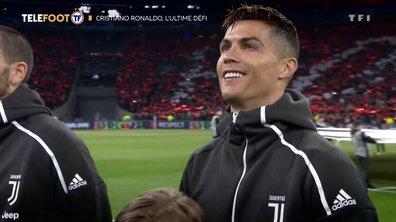 Cristiano Ronaldo, l'ultime défi