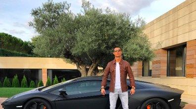 Insolite : Quand Internet moque Ronaldo et sa Lamborghini