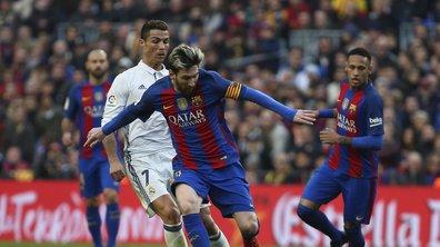 Clásico : Ronaldo/Messi sur un pied d'égalité