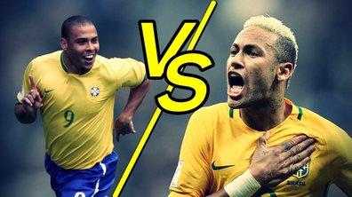 Neymar - PSG : Neymar sur les traces de Ronaldo