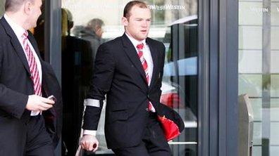 Rooney, le coup d'arrêt