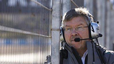 F1 : le directeur Ross Brawn quitte Mercedes AMG Petronas