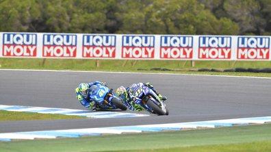 MotoGP - GP d'Australie 2016 : Rossi l'admet, « Cal était trop fort»