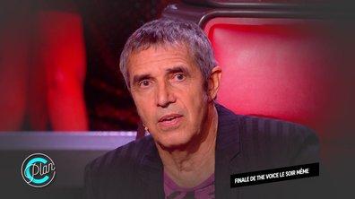 """Blind test : On sait pourquoi Julien Clerc a dit """"Dindon"""" le soir de de la finale de The Voice"""