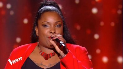 "THE VOICE 2020 -  Roxane chante ""Je sais pas"" de Céline Dion"