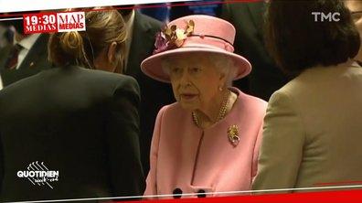 Royaume-Uni : la reine Elizabeth II hospitalisée