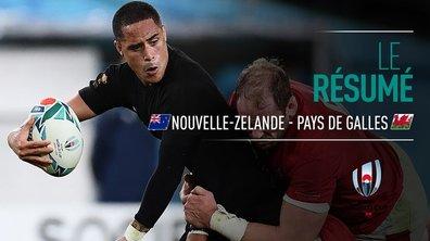 Nouvelle-Zélande - Pays de Galles : Voir le résumé du match en vidéo